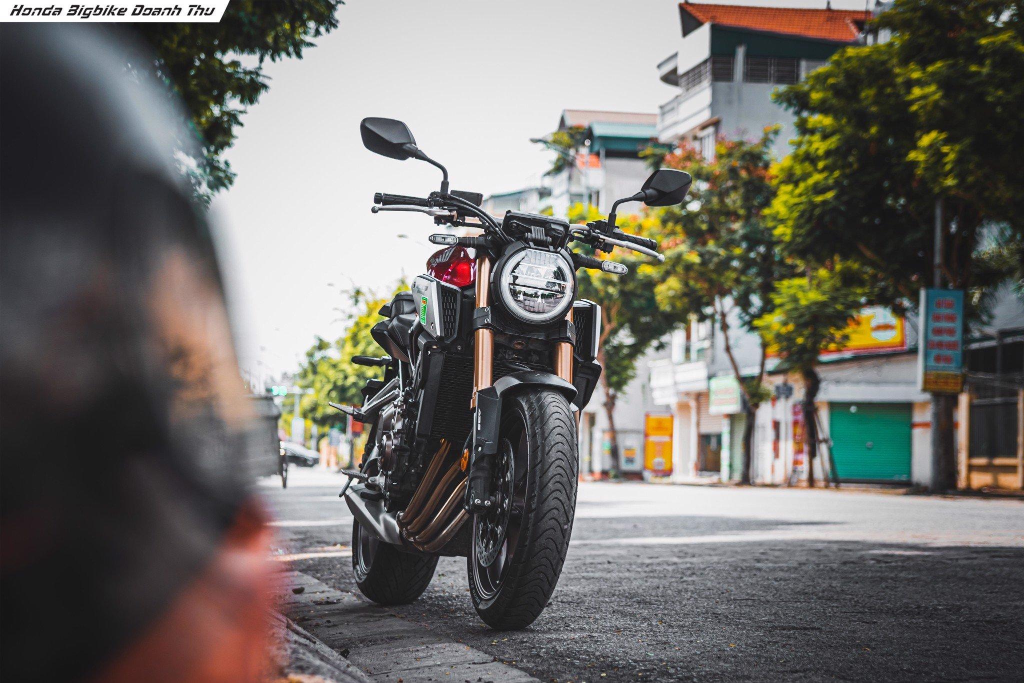 Honda CB650R - Anh hùng đường phố, ông hoàng chạy tour