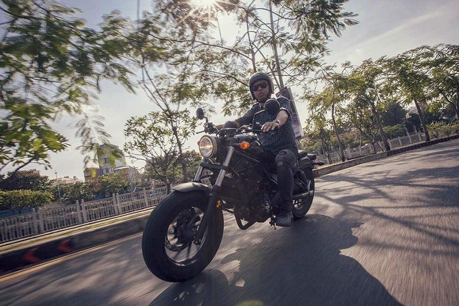 Giá Honda rebel 500 tại Hà Nội