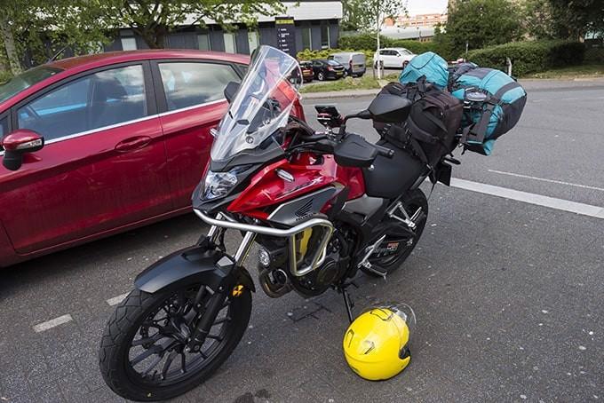 Honda CB500X chuẩn bị hành trang thật tốt cho mọi cuộc hành trình-min