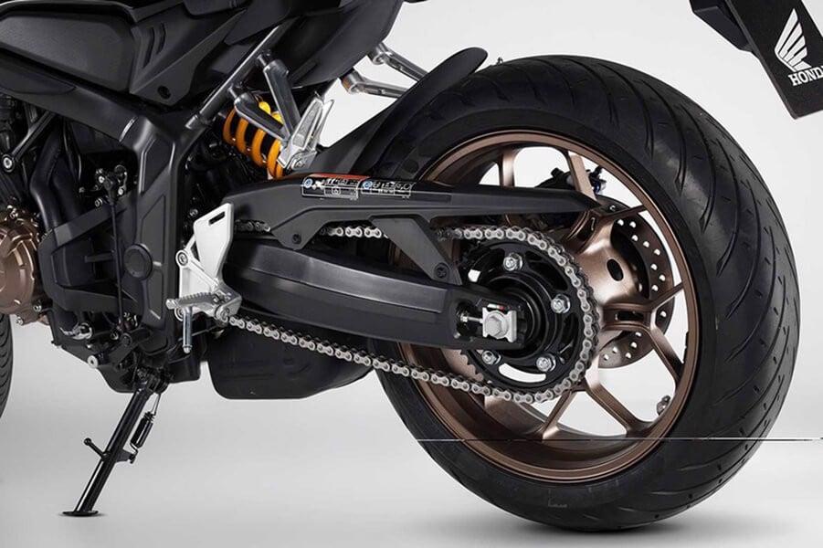 Honda CB650R 2019 giá mềm tại Honda Doanh Thu