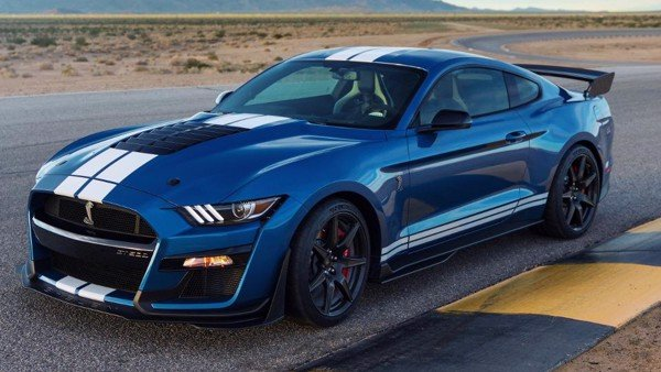 xe đẹp Ford Mustang Shelby GT500
