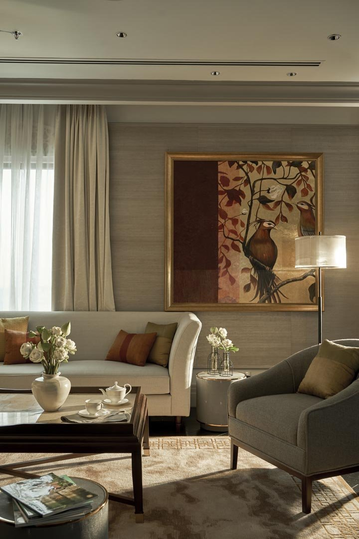 Gia Dinh Exclusive Meeting Suite & Boardroom