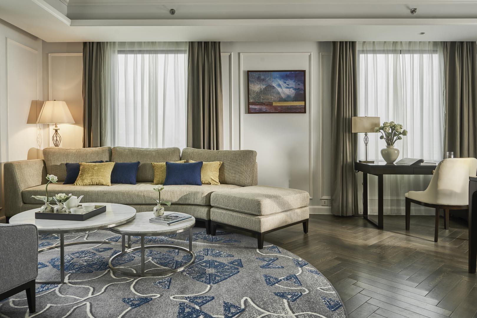 One Bedroom Luxury Apartment