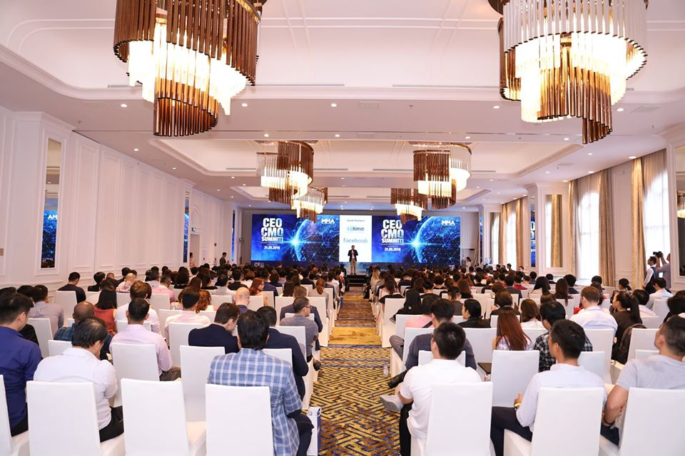 MMA CEO & CMO Summit 2019 – Architect the Future of Marketing