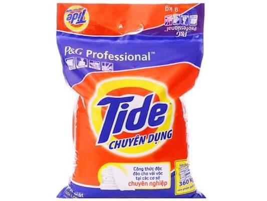 bột giặt tide chuyên dụng trắng đột phá cho máy cửa trên