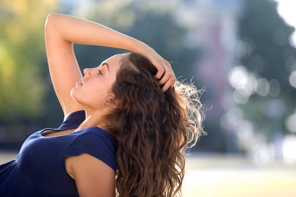 cách giúp tóc mọc dày trở lại và dài nhanh