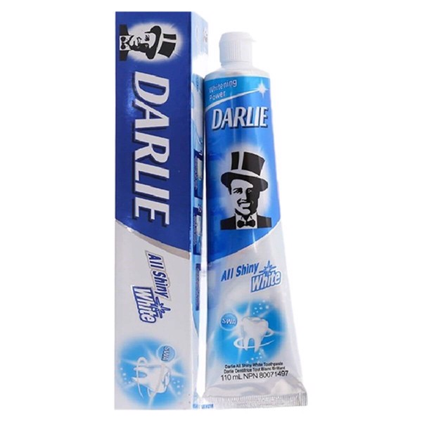kem đánh răng darlie có tốt không allshiny white trắng