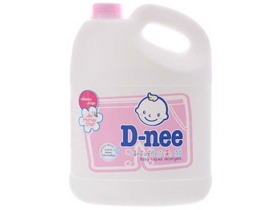 nước giặt dnee hồng thơm lâu