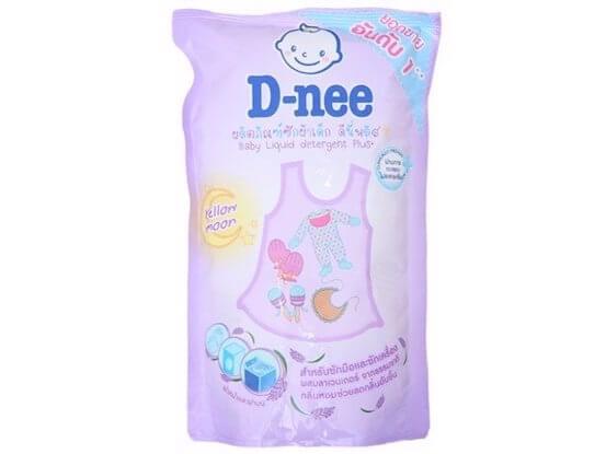 nước giặt dnee tím cho trẻ sơ sinh