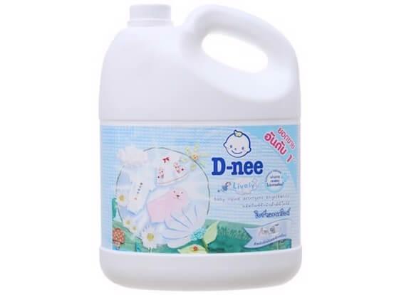 nước giặt dnee trắng cho em bé