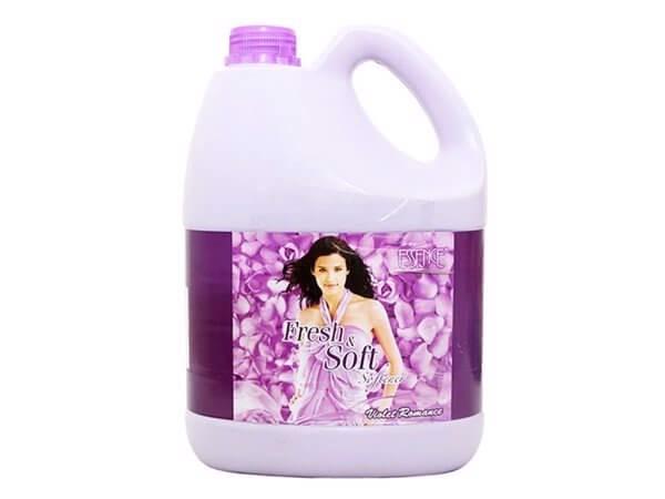 nước xả vải essence fresh & soft violet romance