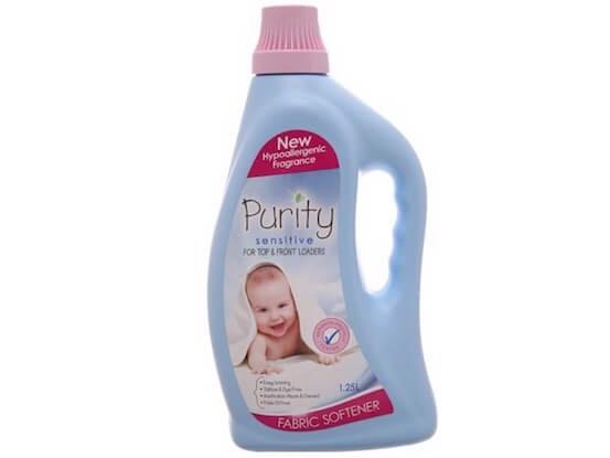 nước xả vải purity sensitive cho bé