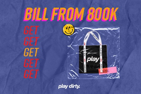 BUY 800K GETS 1 TOTE BAG