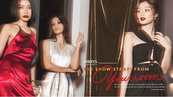 HNOSS x NGUYỄN HOÀNG TÚ | The Show Starts From Your Room