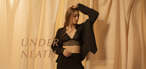HNOSS RA MẮT DÒNG SẢN PHẨM NỘI Y - LINGERIE COLLECTION: UNDERNEATH.
