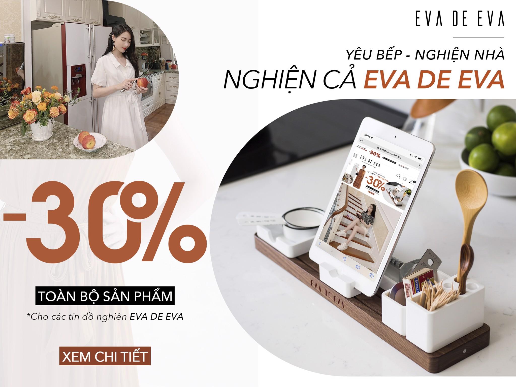 Yêu Bếp, Nghiện Nhà, Nghiện cả Eva