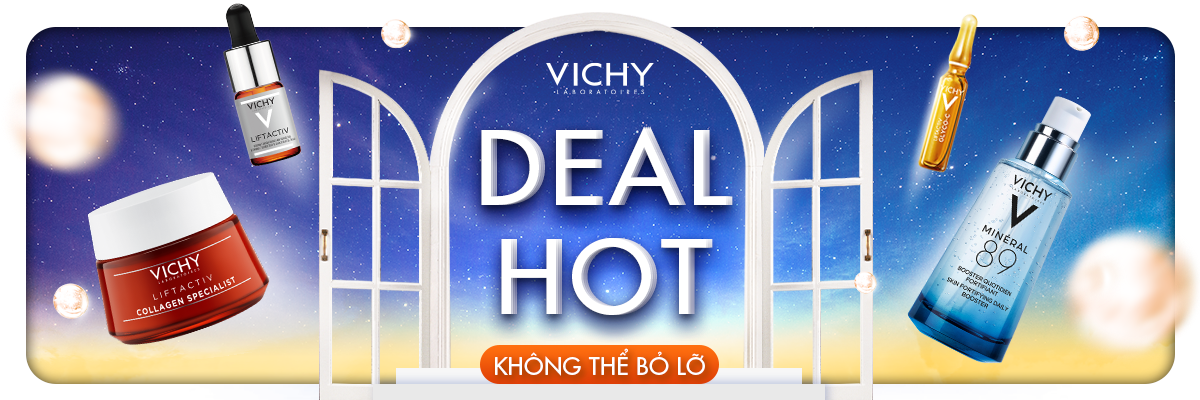 VICHY - HANNAH - HOT DEAL