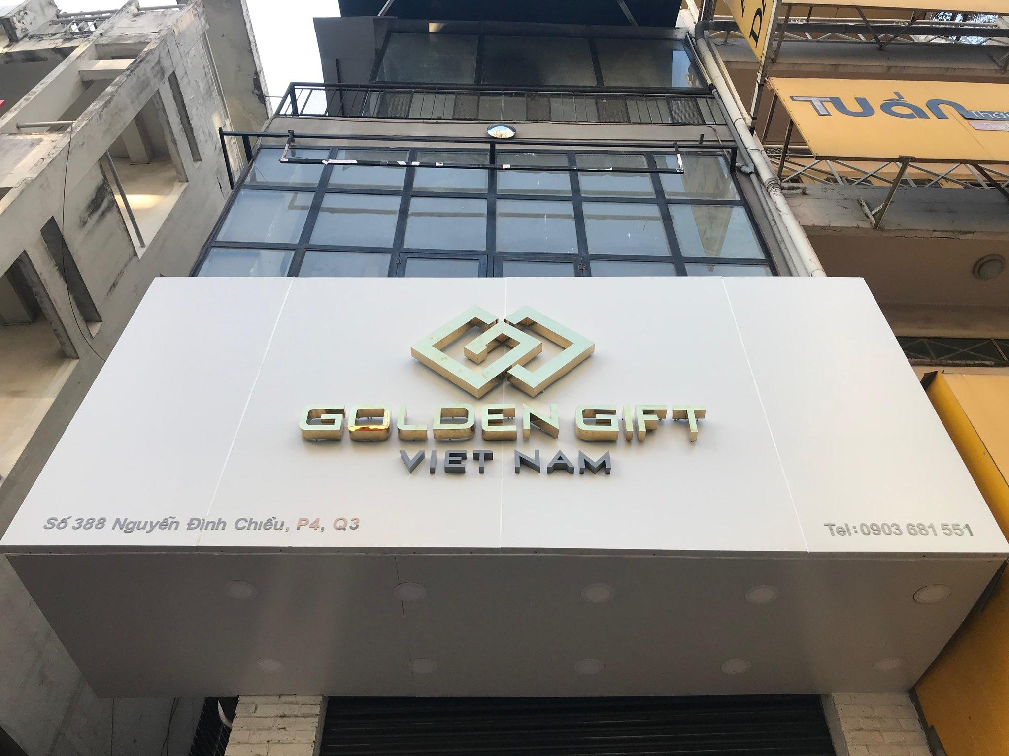 Golden Gift ra mắt cửa hàng thứ 7 tại Việt Nam
