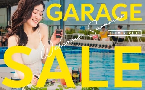 Garage Sale – Welcome Summer