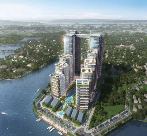 Sun Grand City Quang An Residence