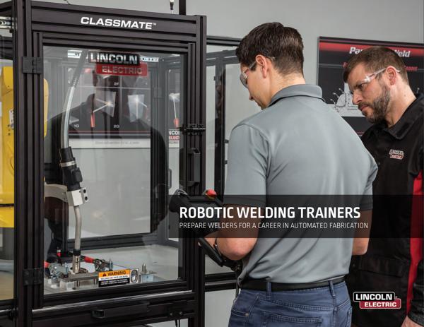Thiết bị đào tạo hàn Robot - CLASSMATE