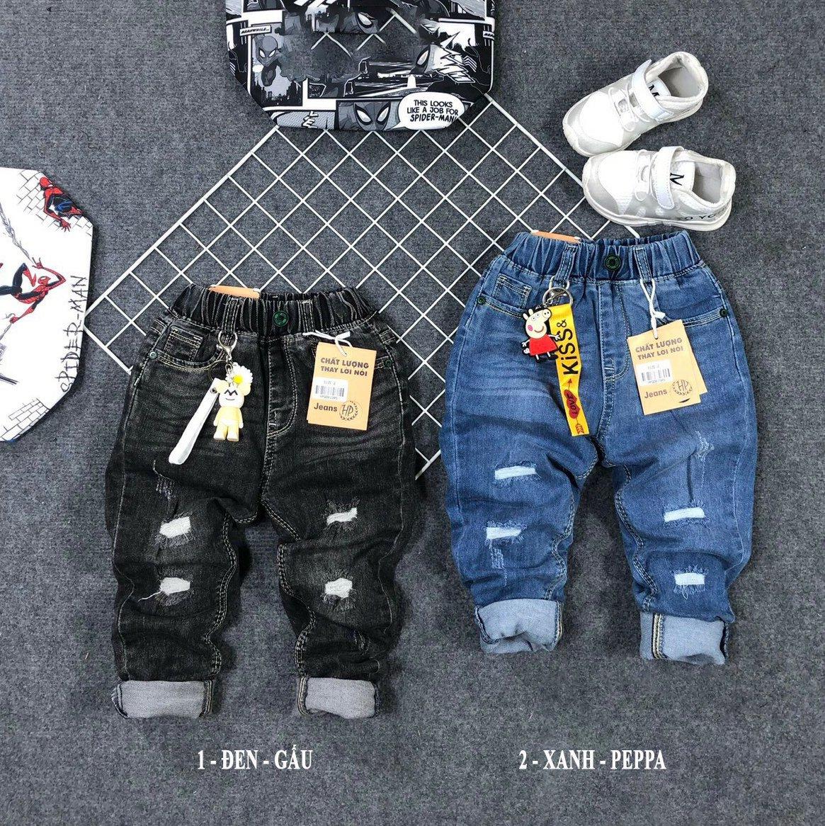 Mách mẹ cách chọn quần jeans trẻ em đúng chuẩn nhất