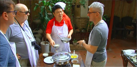 Old Hanoi Cooking Class