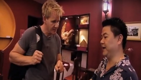 Gordon Ramsay at Old Hanoi