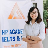 Ms. Khánh An - IELTS Trainer - BA in English