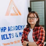 Ms. Thảo Dương - Head of IELTS Teaching Assistant - BA in English