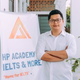 Mr. Nguyễn Hoàng Phúc - IELTS Writing Trainer - Master in TESOL