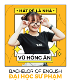 Ms. Vũ Hồng Ân - IELTS Trainer - BA in English