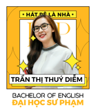 Ms. Trần Thị Thuý Diễm - IELTS Trainer - BA in English