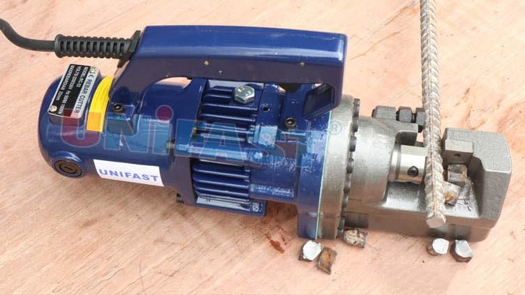 Máy cắt sắt cây loại mini cắt bằng thủy lực model RC-22