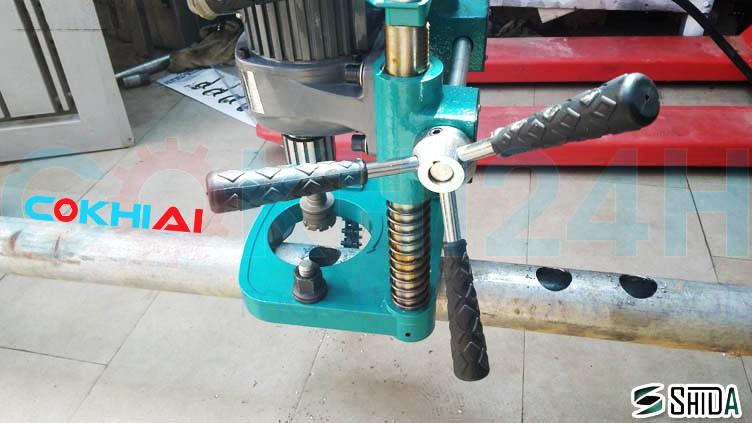 Máy khoan ống tốt nhất SDK-1 khoan đến lỗ 114mm