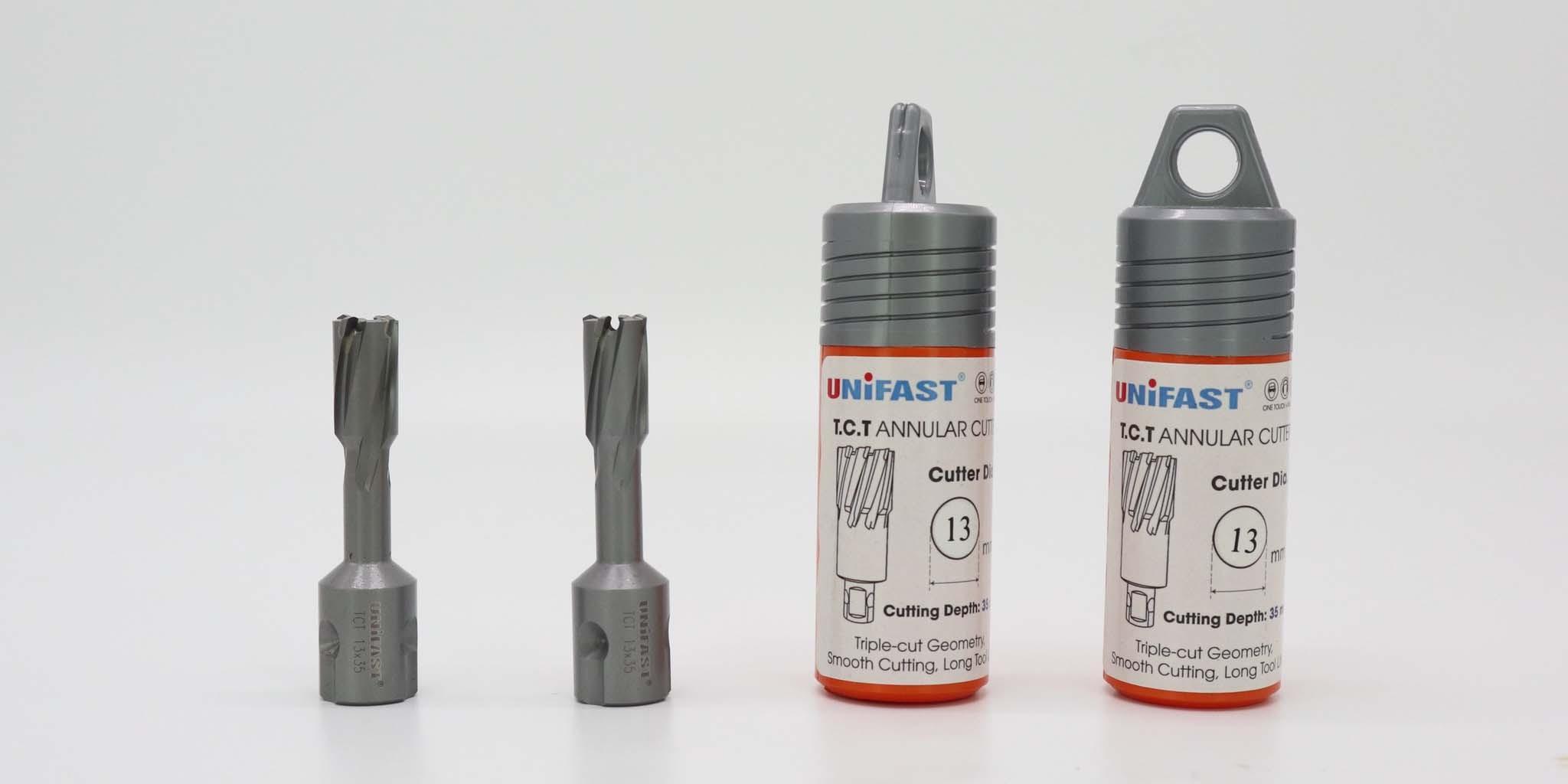 Mũi khoan hợp kim Unifast TCT 13x35