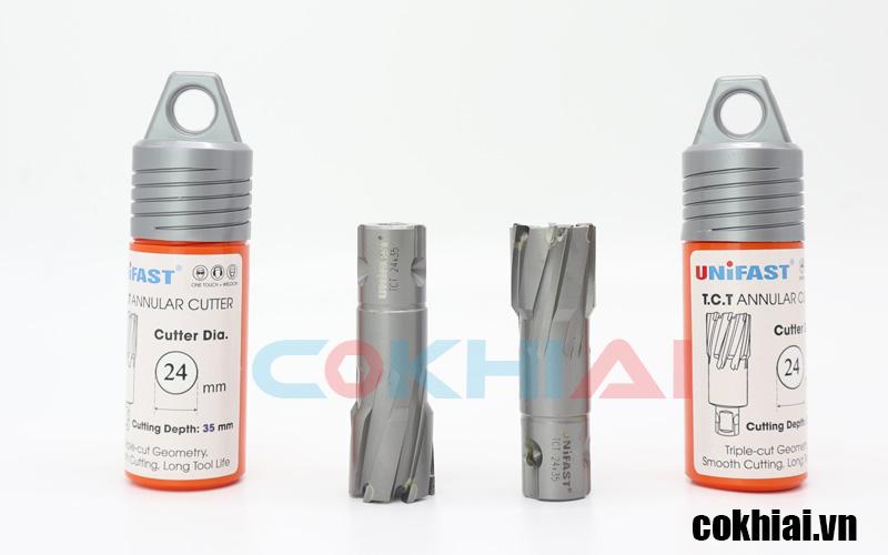 Mũi khoan từ 24x35 hợp kim TCT siêu cứng