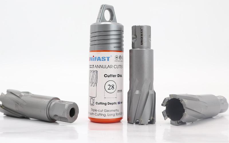 Mũi khoan từ hợp kim Unifast TCT 28x50 chính haaxg giá rẻ