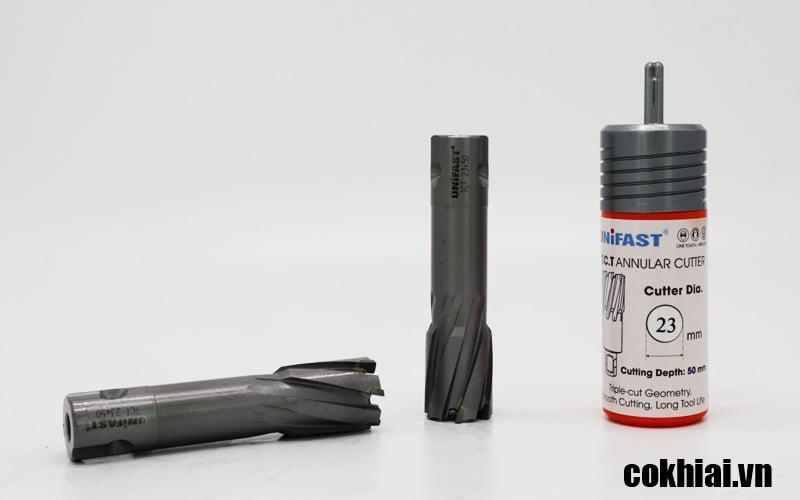Mũi khoan từ TCT 23x50 thương hiệu Unifast