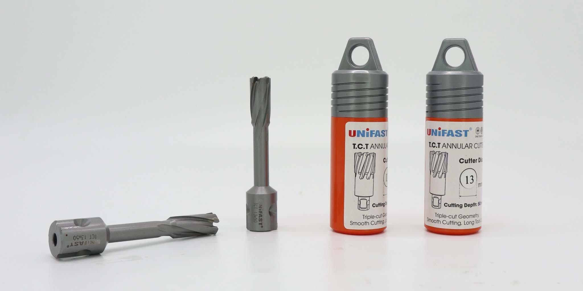 Mũi khoan từ Unifast TCT 13x50 chính hãng chất lượng Nhật Bản