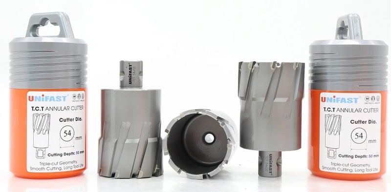 Mũi khoan từ chuyên khoan ống Unifast 54x50