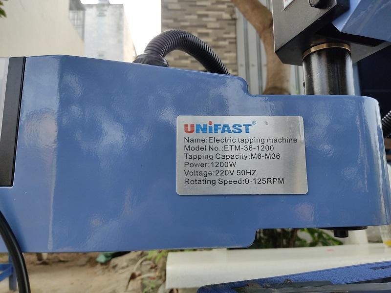 Thương hiệu máy taro cần điện UNIFAST