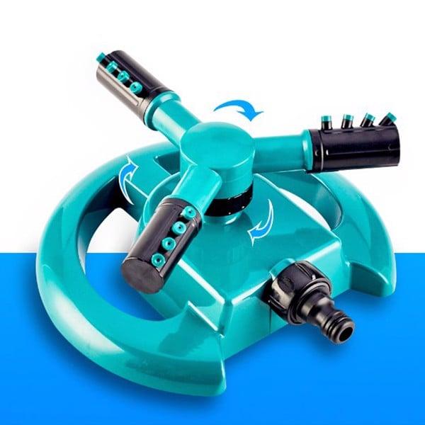 Béc Phun Nước Tự Động Xoay 360° Chất Liệu Nhựa ABS, Ống 3/4 Inch