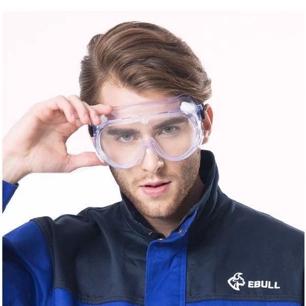 công dụng kính bảo hộ