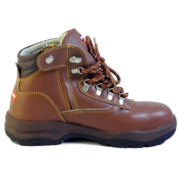 Giày Bảo Hộ Hàn Quốc Hans HS-05 Birdeye chất liệu da bò thật