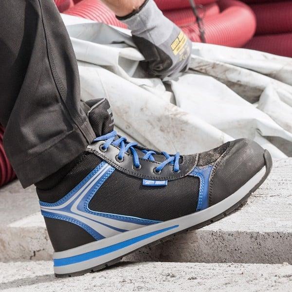 Giày bảo hộ thể thao Safety Jogger Toprunner S1P HRO SRC GARAN.VN