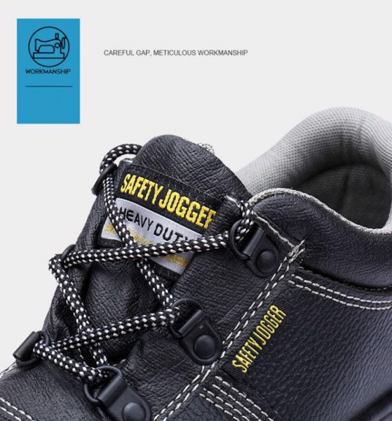 giày bảo hộ safety jogger bestrun s3