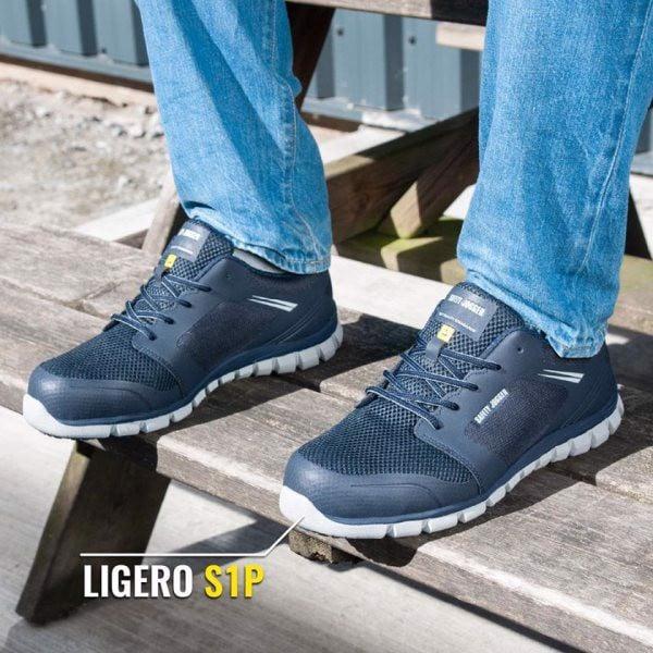 giày bảo hộ lao động siêu nhẹ