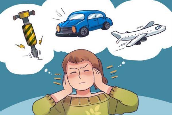 ô nhiễm tiếng ồn