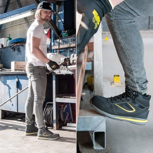 Giày bảo hộ lao động nhập khẩu Jogger GARAN.VN